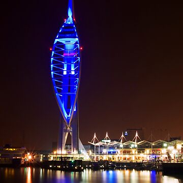 Spinnaker Tower by acphotography