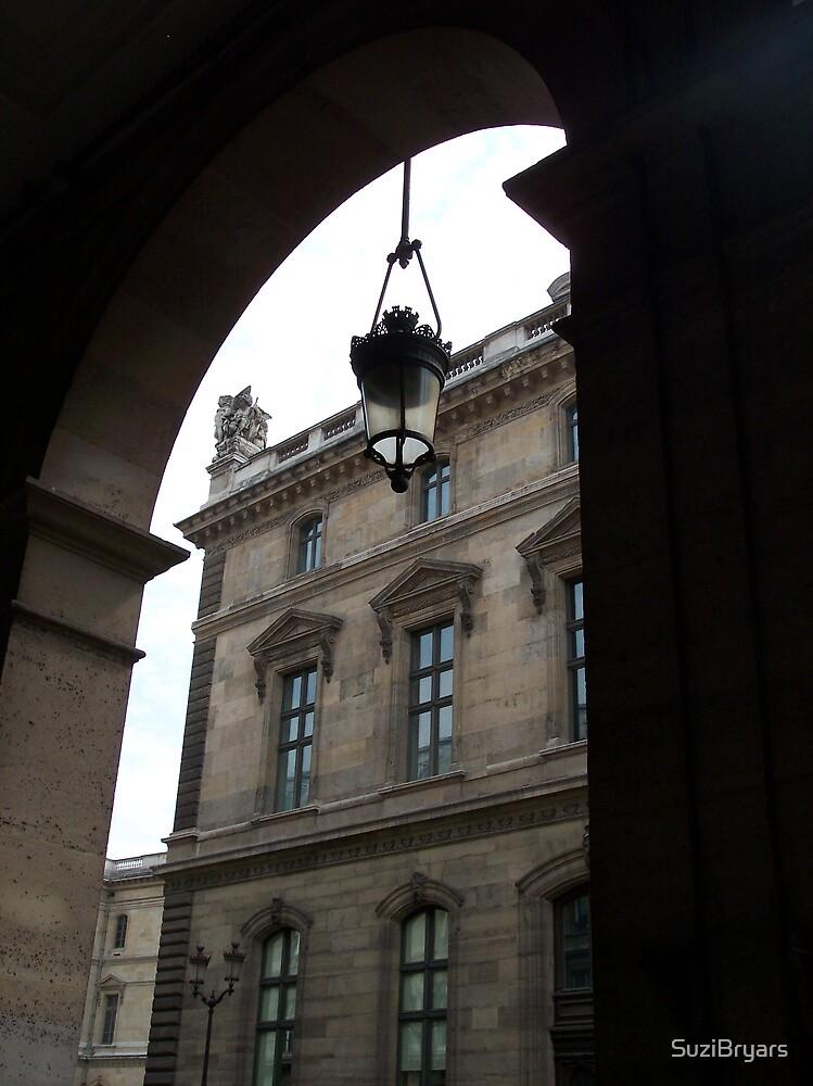 Parisian view by SuziBryars
