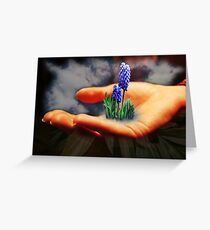 Composition Greeting Card