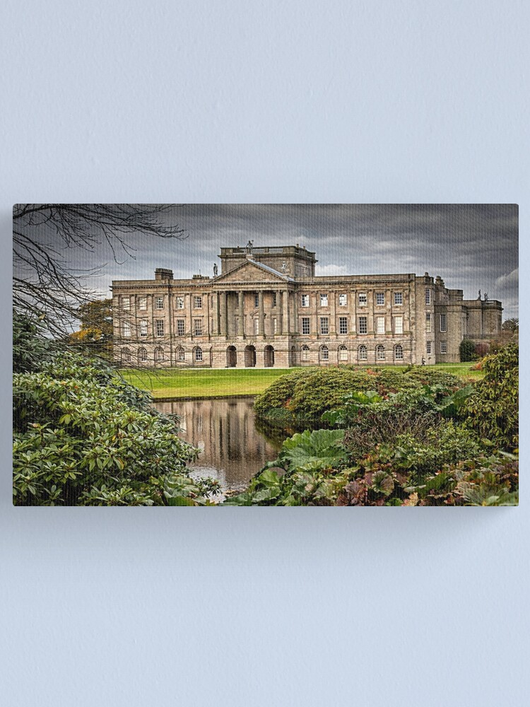 Alternate view of Chatsworth House Derbyshire Canvas Print