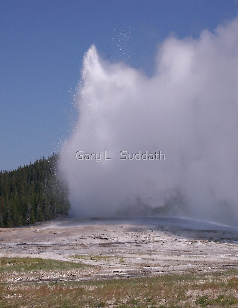 Old Faithful by Gary L   Suddath