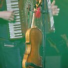 Accordian and Fiddle  by jmnicolson