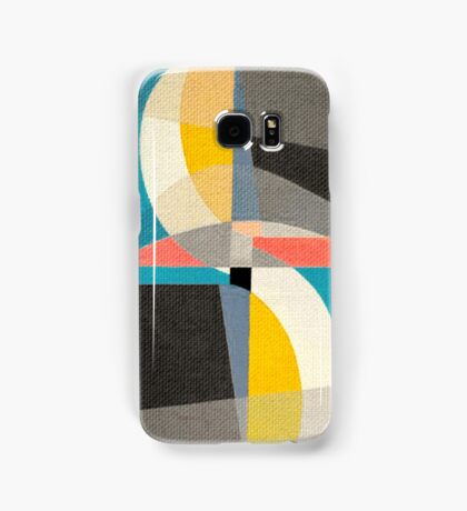Sailing on the Canal Samsung Galaxy Case/Skin
