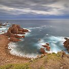 The Pinnacles - Phillip Island by Jim Worrall
