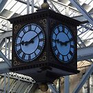 The Clock by jmnicolson