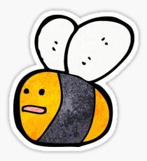 cartoon bee Sticker