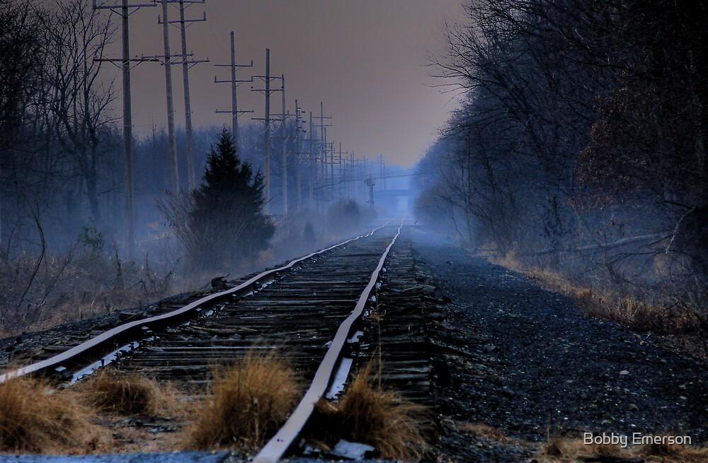 Foggy Tracks by Bobby Emerson