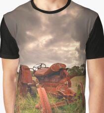 Briars Tractor - Mt Martha Graphic T-Shirt