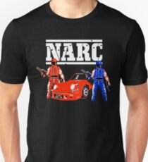 NARC - CLASSIC NES GAME Unisex T-Shirt