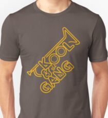KOOL & THE GANG (YELLOW) T-Shirt