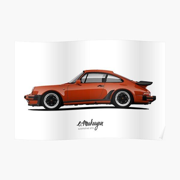 930 Turbo Poster