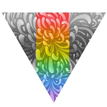 Ally Pride Triangle by Chrispykreme