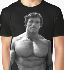 Arnold Pose Graphic T-Shirt
