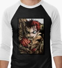 GAARA Men's Baseball ¾ T-Shirt