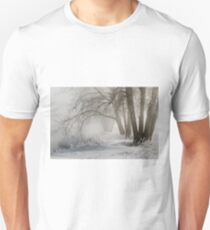 Etched By Snow - Sawhill Carvings T-Shirt