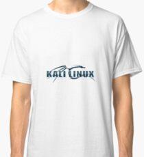 Kali Linux Logo Classic T-Shirt