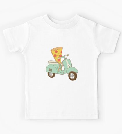 pizza delivery Kids Clothes