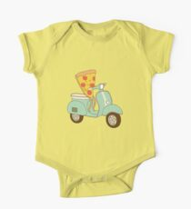 pizza delivery One Piece - Short Sleeve