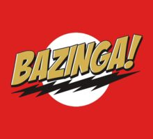 Big Bang Theory Bazinga | Unisex T-Shirt