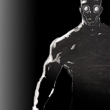 GOGGLE MAN by damblock