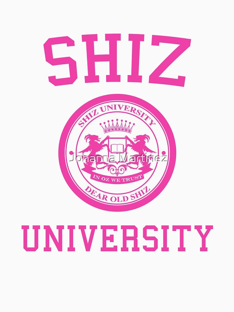 "Shiz University - Wicked ""Popular"" Version | Unisex T-Shirt"