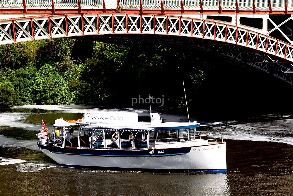 photoj Tasmania-Tamar River, Cruise Launceston by photoj