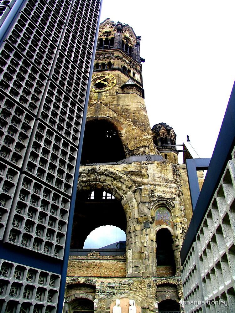 Rebuilding Berlin by Johanna Conley