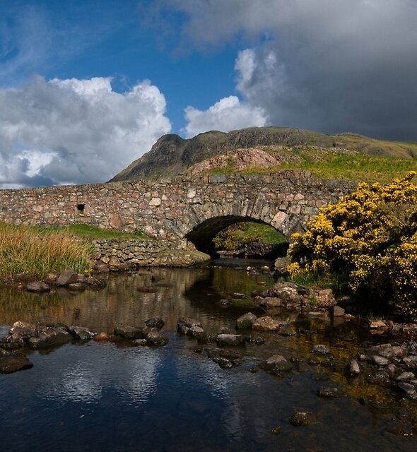 Wasdale Packhorse by Stephen Smith