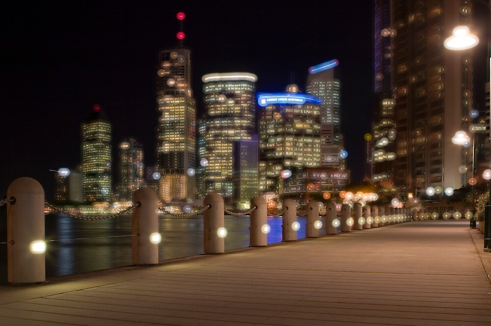 Bright lights in a little city 4 by ellevrg