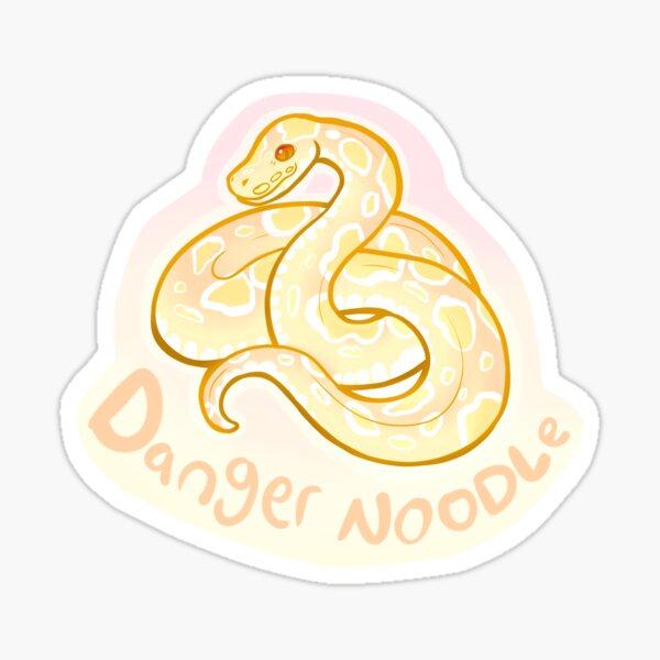 Danger Noodle! Sticker