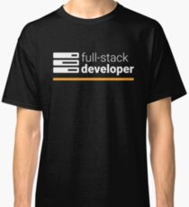 Full Stack Developer Classic T-Shirt