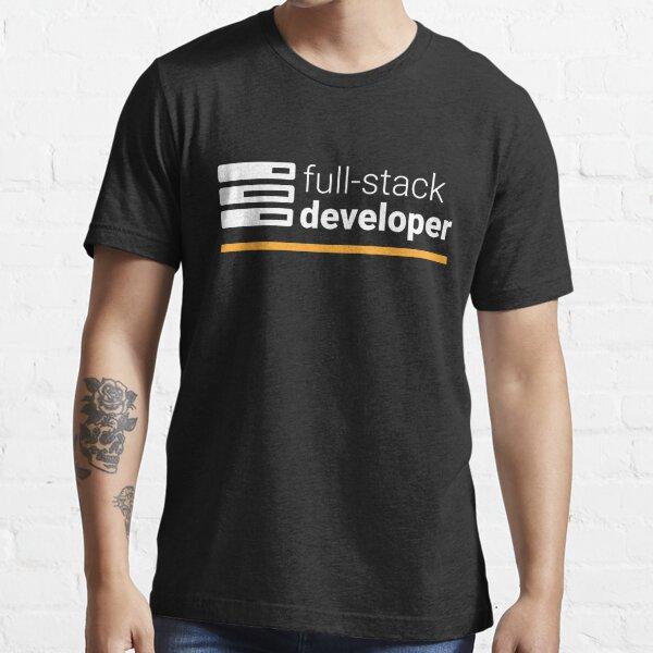 Full Stack Developer Essential T-Shirt