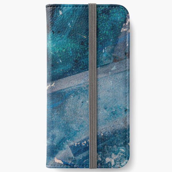 Ice sheets iPhone Wallet