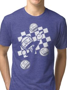 Ghostrace Lawface Tri-blend T-Shirt