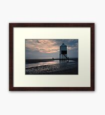 Burnham Lighthouse2 Framed Print