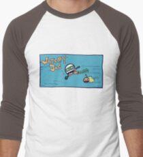 Watery Joe Men's Baseball ¾ T-Shirt