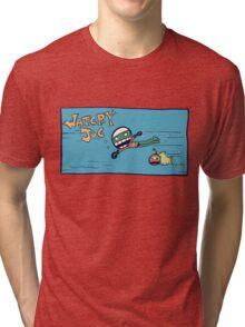 Watery Joe Tri-blend T-Shirt