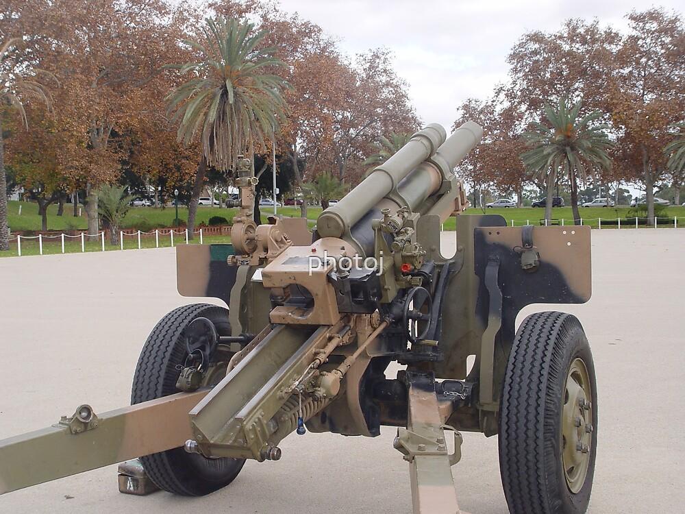 photoj South Australia Army Canon by photoj