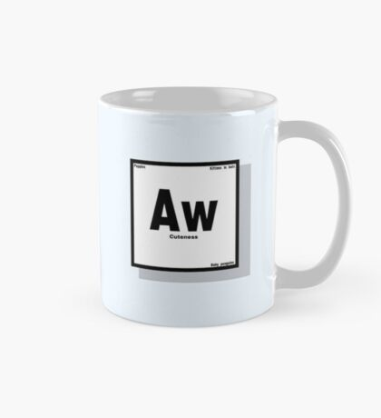 The Element of Cuteness Mug