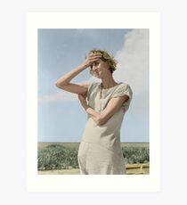 Dorothea Lange Art Print