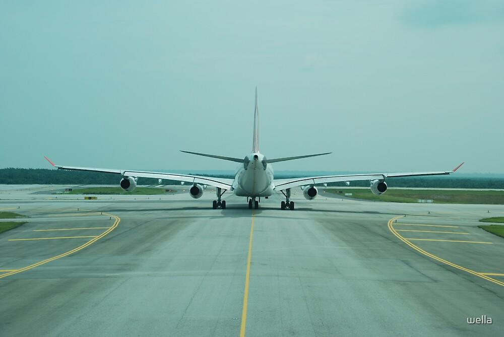 aircraft by wella