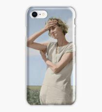 Dorothea Lange iPhone Case/Skin