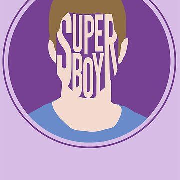 Super Boy  by jojoballz