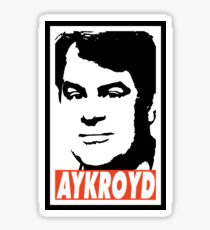 AYKROYD Sticker