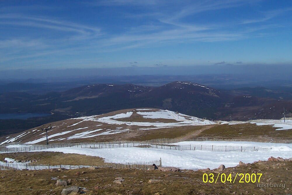 CAIRNGORMS SCOTLAND IN SPRING 2007 by mikeberry