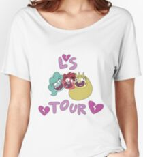 Love Sentence Replica Concert Tees Women's Relaxed Fit T-Shirt
