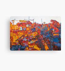 Megaton Canvas Print
