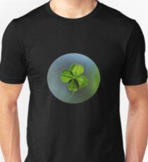 Lucky Four Leaf Clover Unisex T-Shirt