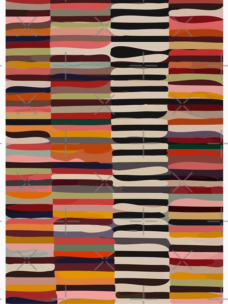 Etchnic Scandinavian Pattern by MyArt23