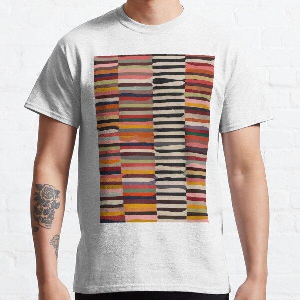 Motif scandinave Etchnic T-shirt classique